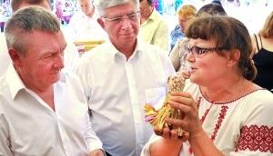 Выставка народных промыслов в Краснодаре