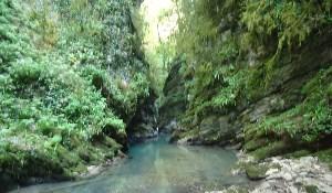 Туристический маршрут по каньону «Царские ворота»