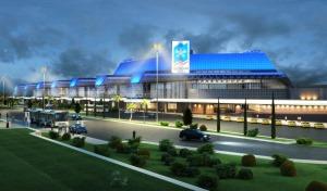 Аэропорт Сочи: красота требует средств