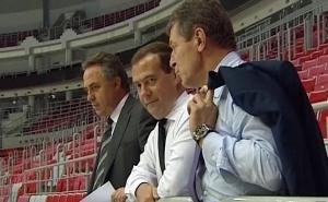 Олимпийские объекты Сочи лично посетил Дмитрий Медведев