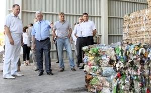 Новый мусоросортировочный комплекс ко Дню города Краснодара