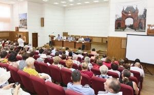 Владимир Евланов выслушал жителей Западного округа Краснодара