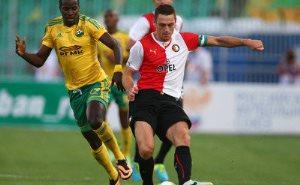 «Кубань» обыграла голландцев со счетом 1:0