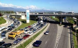 Транспортная развязка «Аэропорт» украсила инфраструктуру сочинских дорог