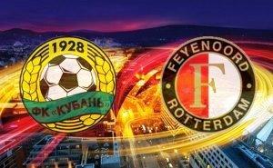 «Кубань» впервые в групповой стадии Лиги Европы