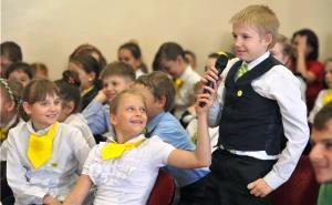 Олимпийский старт учебного года в Сочи