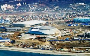Олимпийское строительство: компания ООО «Армогрунт»