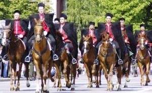 Александр Ткачев: Скоро в Краснодарском крае появятся конные казачьи патрули