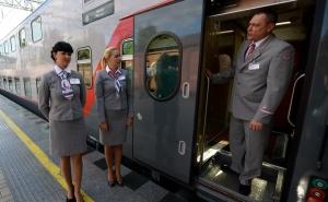 Инновации железных дорог России: поезда становятся двухэтажными