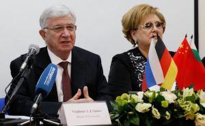 В честь Дня Краснодара мэр города организовал прием делегаций из других стран
