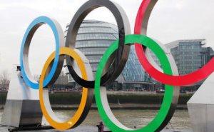 Олимпийские кольца установят по городам России