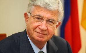 Владимир Евланов дал наставления группе по ликвидации последствий подтоплений