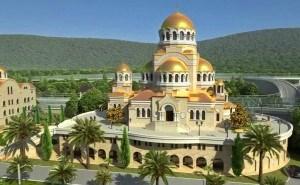 Олимпийский Храм нерукотворного Образа Христа спасителя распишут 25 лучших художников