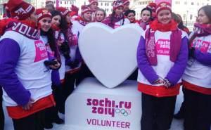 Волонтерские движения университетов Кубани готовы к Олимпийским Играм 2014
