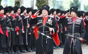 В эти выходные казачье войско Кубани отпразднует 317 лет