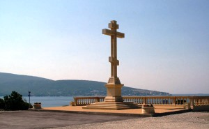 Поклонный крест будет украшать въезд в Новороссийск
