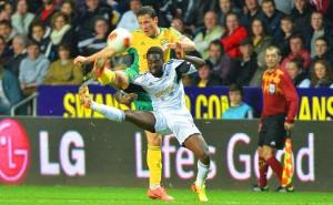 ФК «Кубань» сыграл вничью с английской командой Суонси