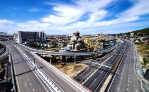 Транспортная система города Сочи преобразуется к Олимпиаде