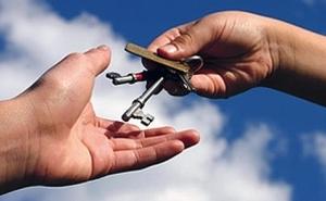 В ходе профессионального праздника сочинские полицейские получили ключи от новых квартир