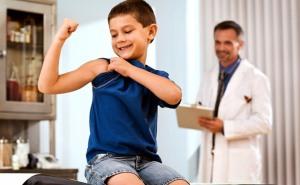 Процент здоровых кубанских детей превысил средние российские нормы