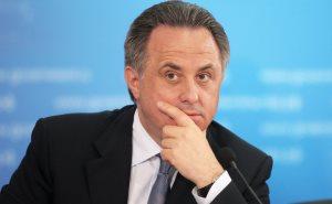 Министр спорта Мутко прогнозирует России место в пятерке лучших на Зимней Олимпиаде в Сочи