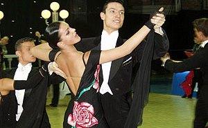 Краснодарские спортсмены получили Кубок губернатора на танцевальном турнире «Золото Кубани-2013»