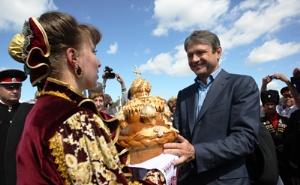 Александр Ткачев о мигрантах и состоянии рынков на Кубани
