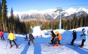 Красная поляна поднимет популярность горнолыжного туризма на Кубани