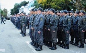 Проверка полиции перед Олимпиадой
