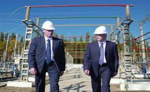 Объекты, питающие комплекс Горная «Карусель» обеспечены электричеством