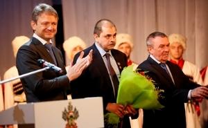 Краснодарский край наградили за развитие и укрепление всей культуры