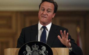 Британский премьер-министр отказывается посетить зимнюю сочинскую олимпиаду