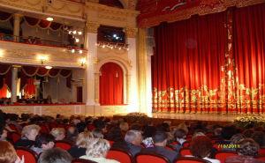 В краснодарской филармонии награждались победители городского конкурса, по первичному лучшему отделению общественных объединений 2013 года