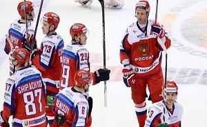 Российские хоккеисты проиграли чехам