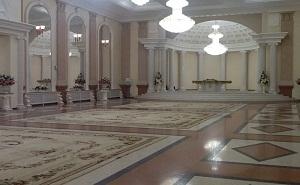 Новый дворец бракосочетания в Краснодаре
