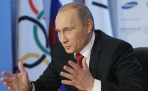 Президент РФ присутствовал на репетиции церемонии открытия Олимпийских игр