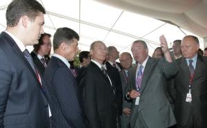 Путин побывал в новом медиацентре, который расположен в Сочи