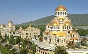 В Сочи освящен первый «олимпийский» храм
