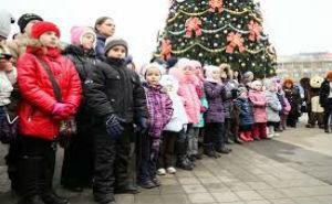 Новогодние представления посетили более пяти тысяч краснодарских жителей