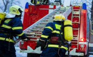 Службой МЧС была названа причина пожара краснодарского склада фармацевтики