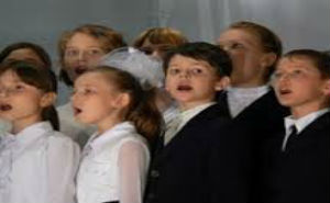 В Мариинке началась запись песен детского хора на Олимпиаду