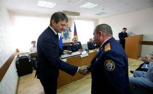 Губернатором края были вручены награды лучшим сотрудникам краевой прокуратуры