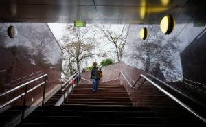 В Сочи появился новый подземный переход