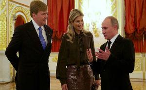 Королевская чета Нидерландов будет присутствовать на сочинских Играх