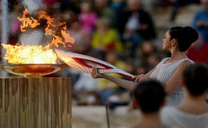 Олимпийский огонь прибыл на территорию Саратова