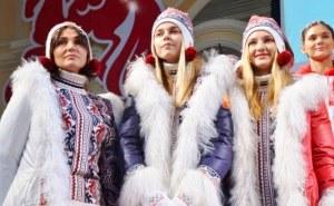Спортивная экипировка олимпийской сборной России