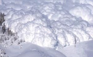 В горных районах города Сочи прогнозируется повышенный уровень лавиноопасности