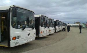 В Сочи запущены новые автобусные маршруты