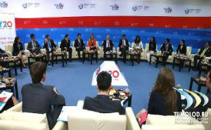 Аспирантка Кубани поборется за участие на саммите Y8 Russia 2014