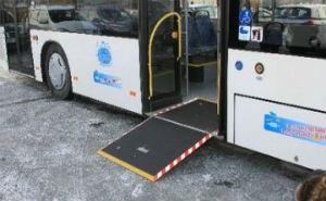 На улицы Сочи выходят Олимпийские автобусы